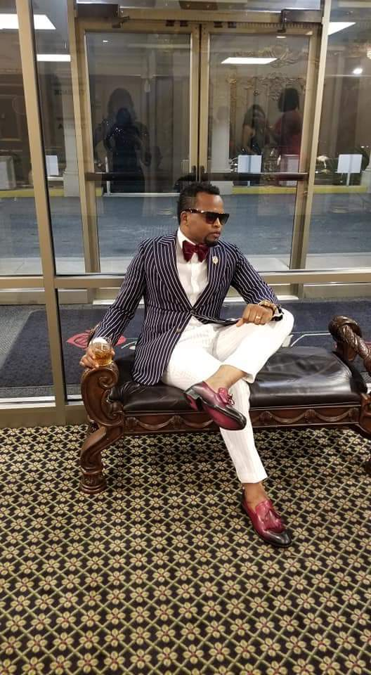 Stylish Cameroonian men in Colourful suits- Mammypi FashionTV