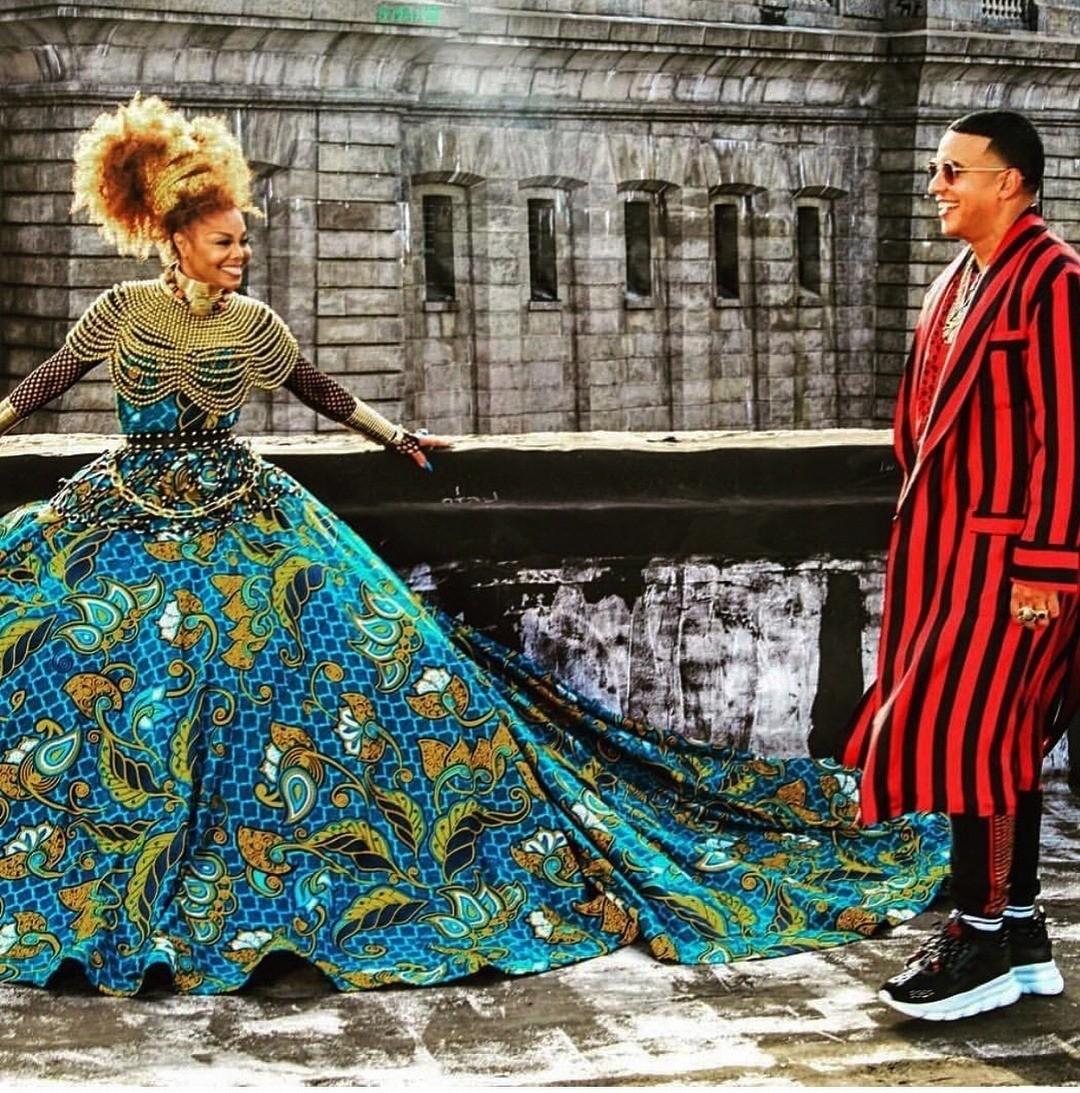 Haute Ankara Dresses by @LaviebyCK