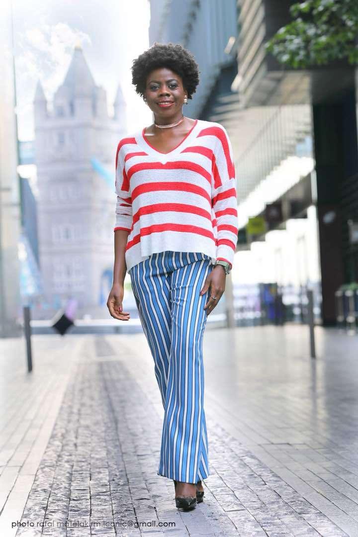 Best Cameroon Fashion Mammypi on Pairing Stripes For That Fashionable Summer Style –Mammypi FashionTV