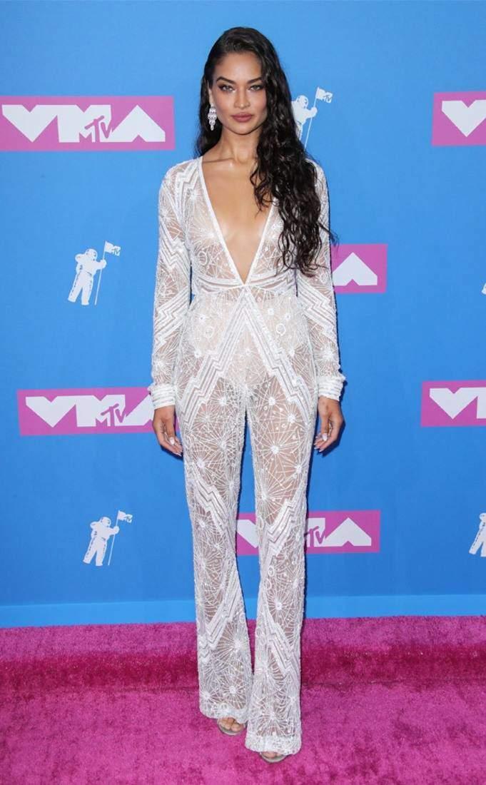 MTV VMA 2018 ALL WHITE