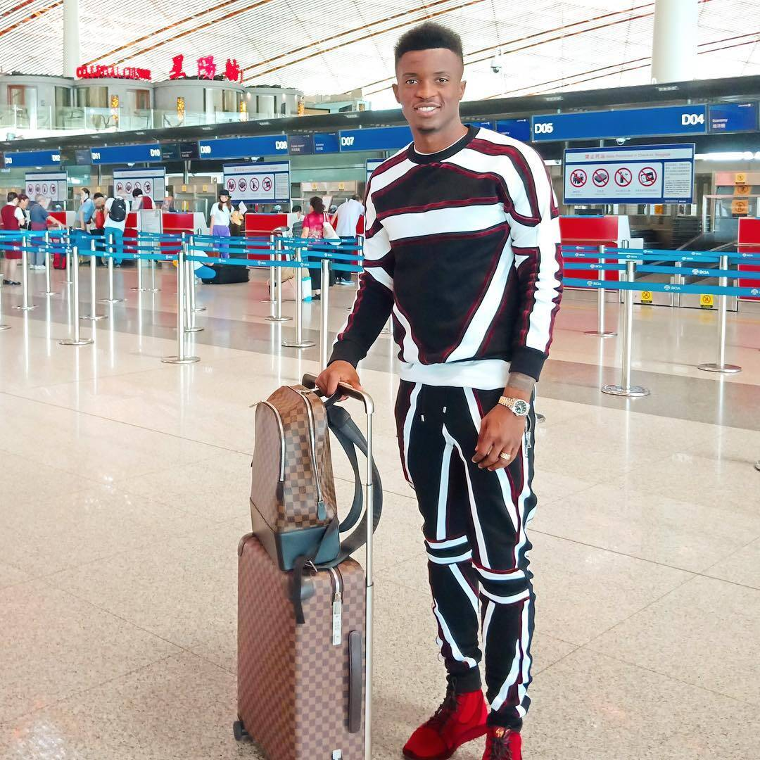 Benjamin Moukandjo Stylish Cameroon Footballer