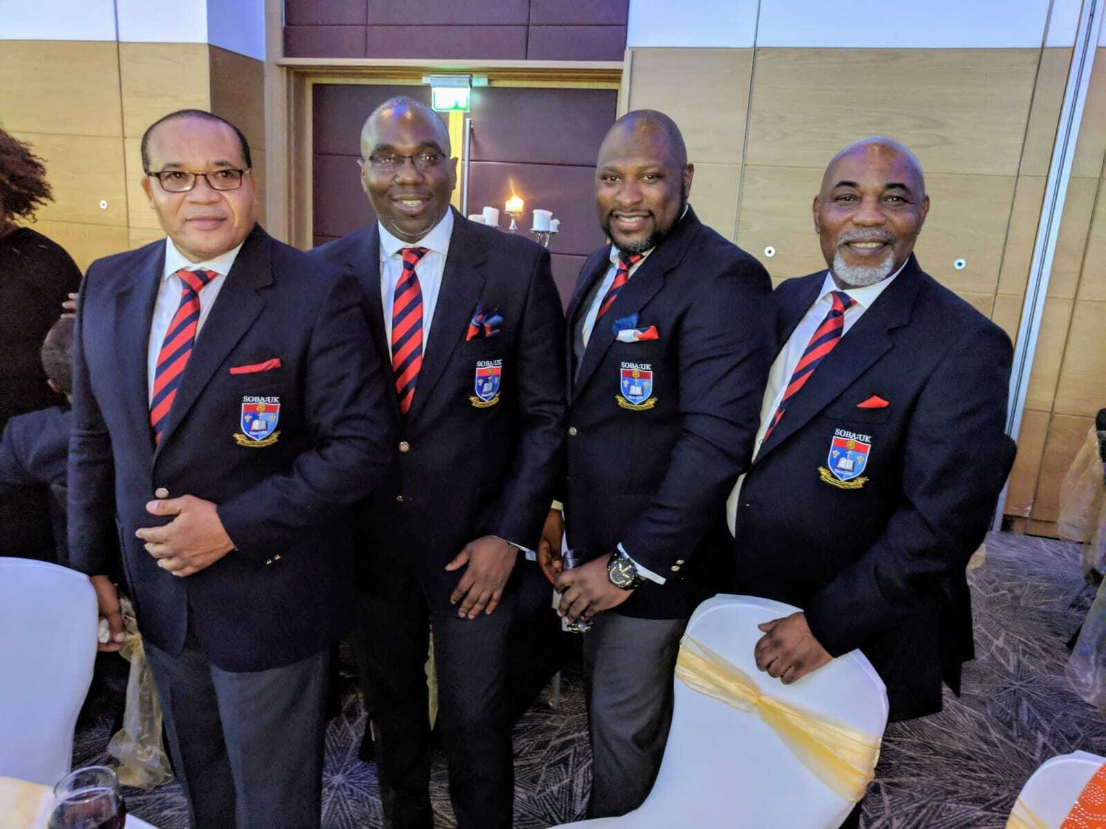 SOBA UK 2018 Annual Residential convention gala led by president Ayuk Akoh-Arrey