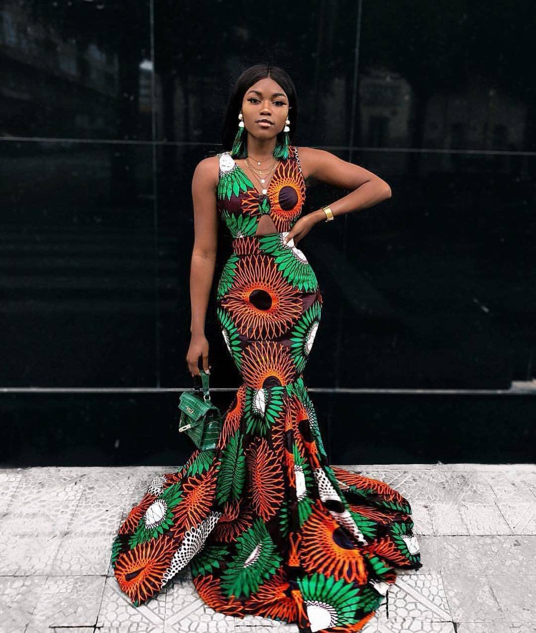 Top African Print Clothing styles