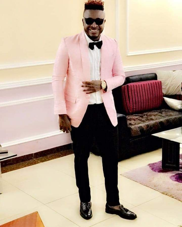 Cameroonian artist Tzy Panchak styled by Lima T Jasino