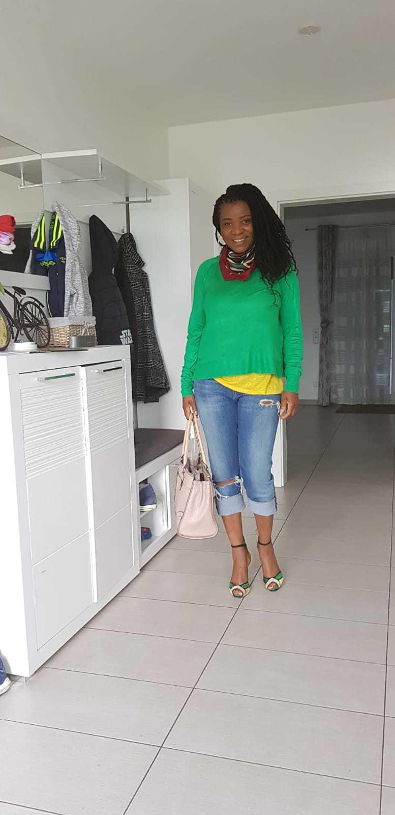 Antonia Mundi Birthday Outfit Idea's