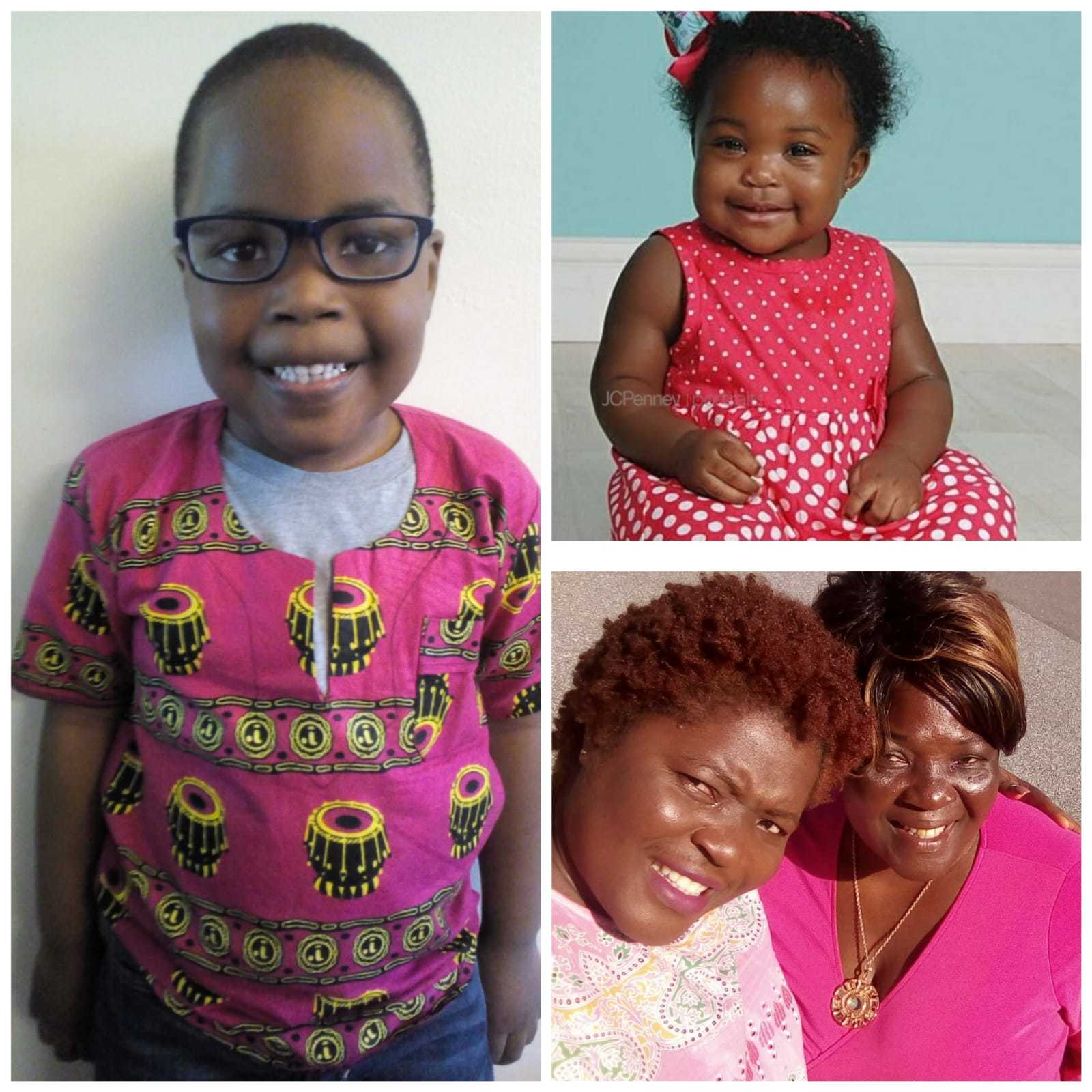 Three generations in pink for breast cancer