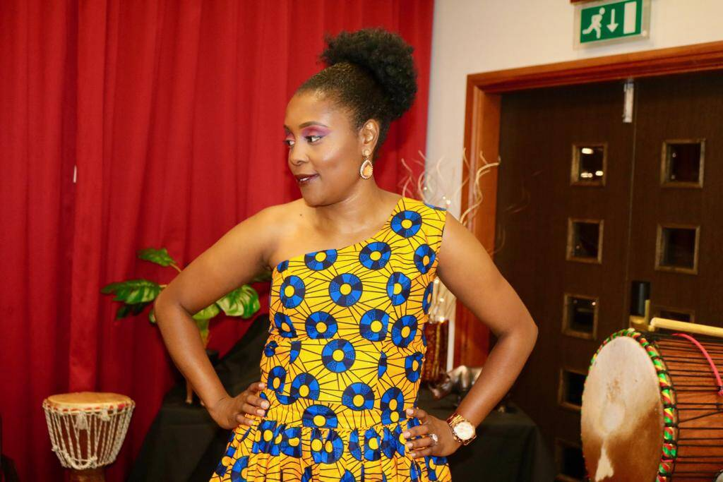 BEAUTIFUL African Print Fashion