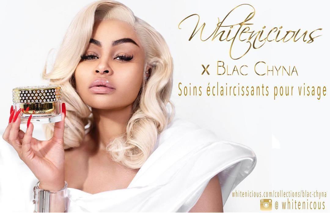 Whitenicious X Blac Chyna Diamond Illuminating & Lightening Cream