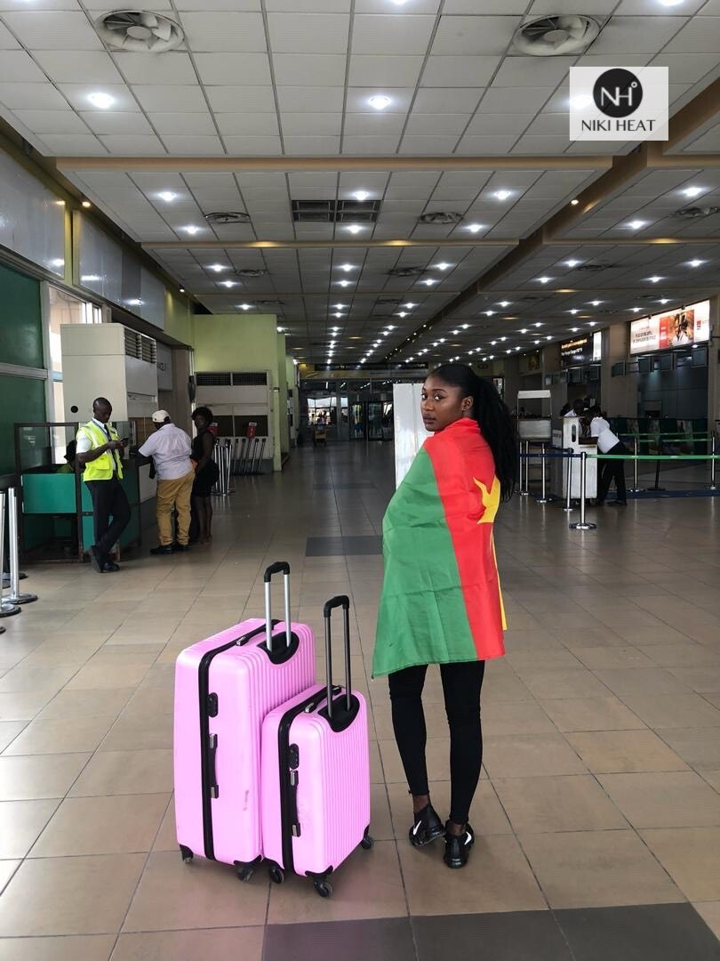 Merit Atah to Represent Cameroon at Miss Africa Pageant Competition 2018 in Calabar, Nigeria
