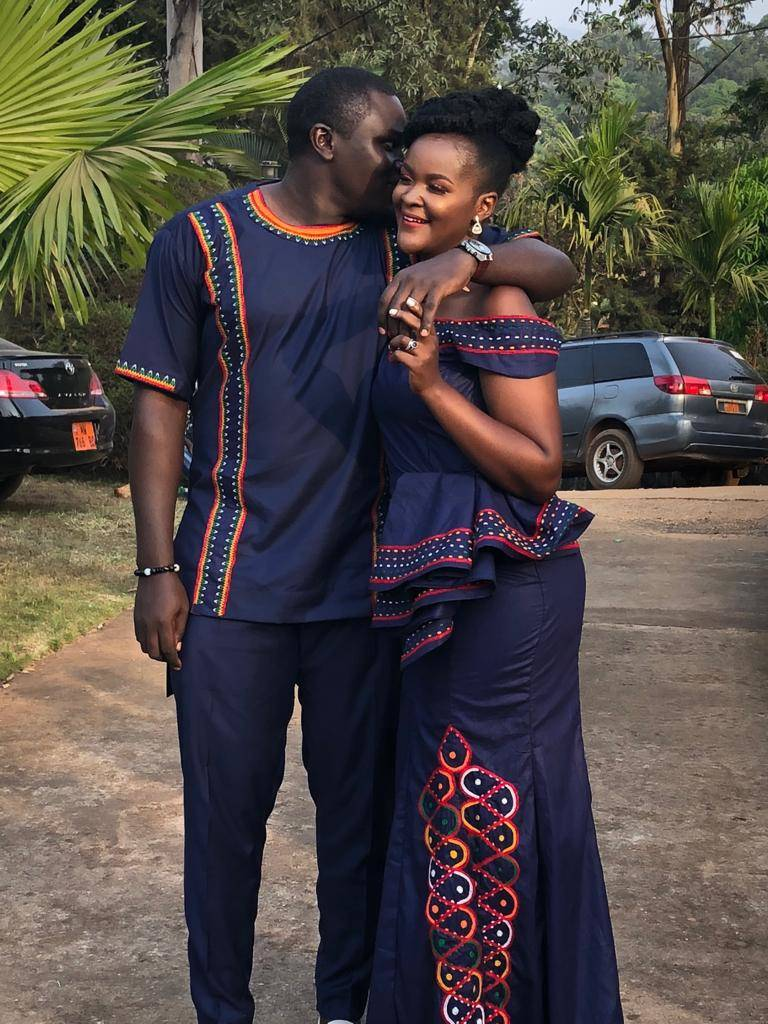 Best African Traditional Wear including the Toghu Print