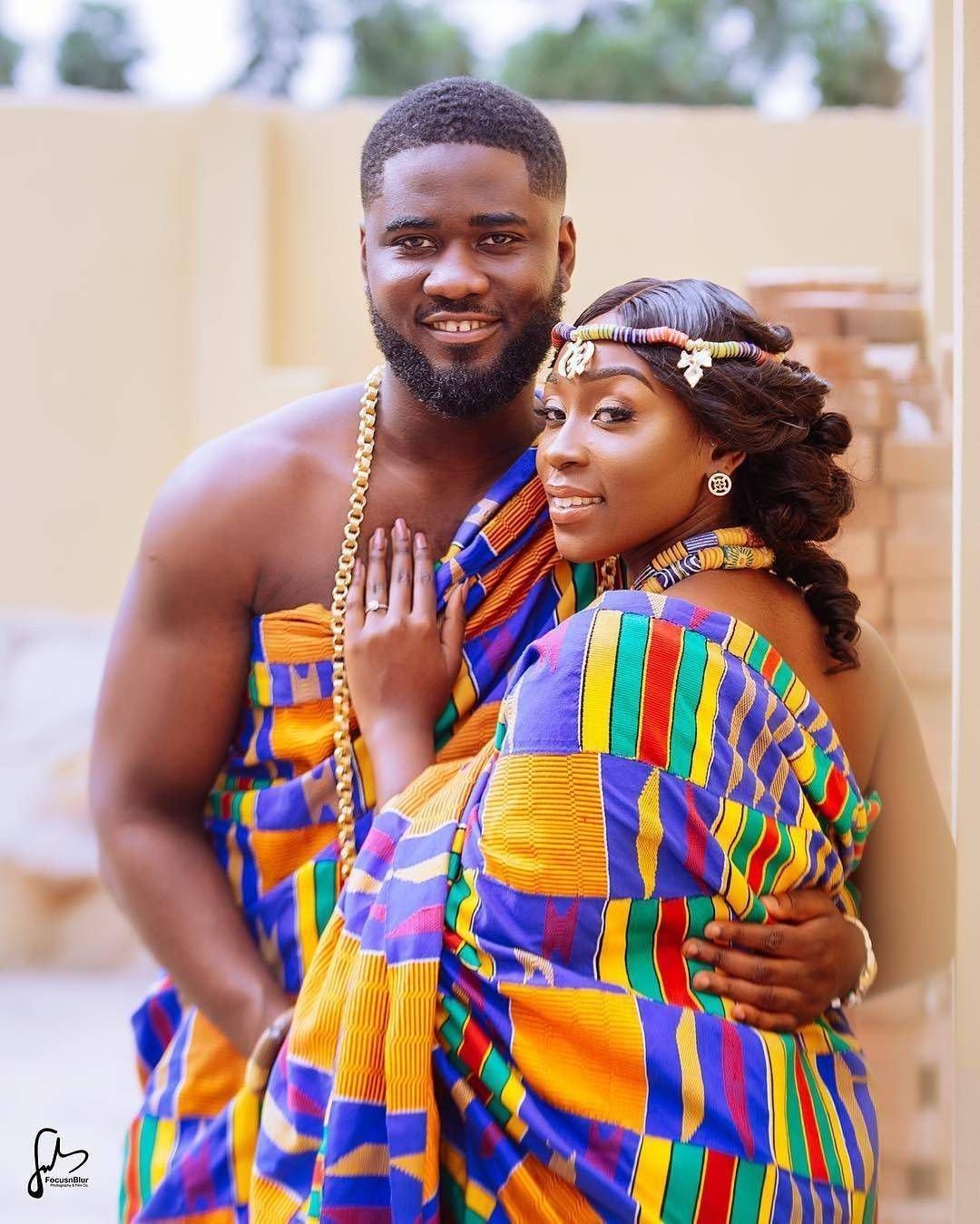 Ghanaian Wedding Ideas
