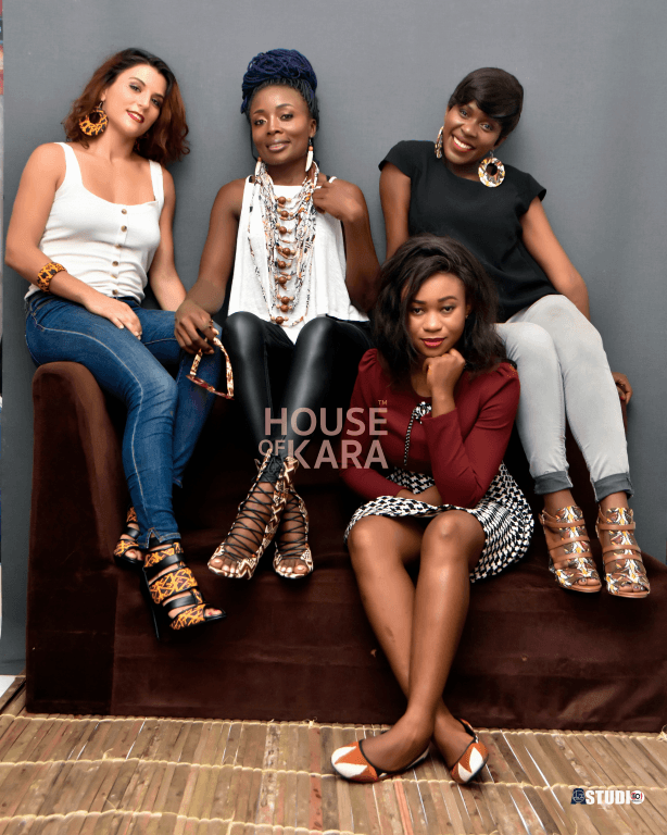 HOK Group Picture Handcrafted shoes for women