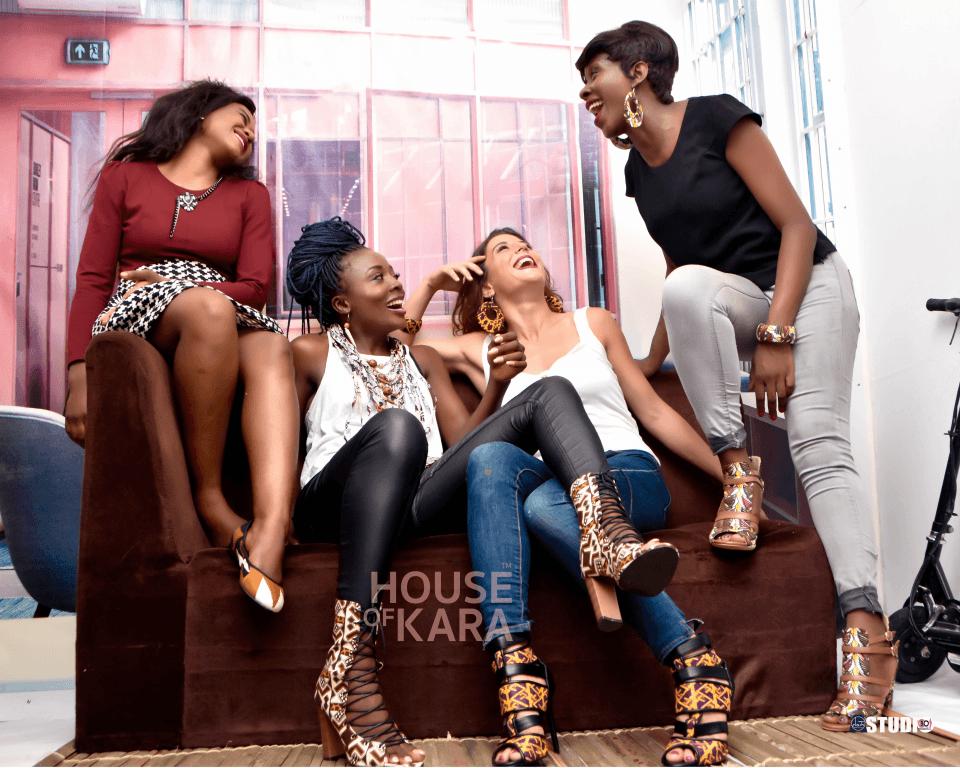HOK Ladies Shoes