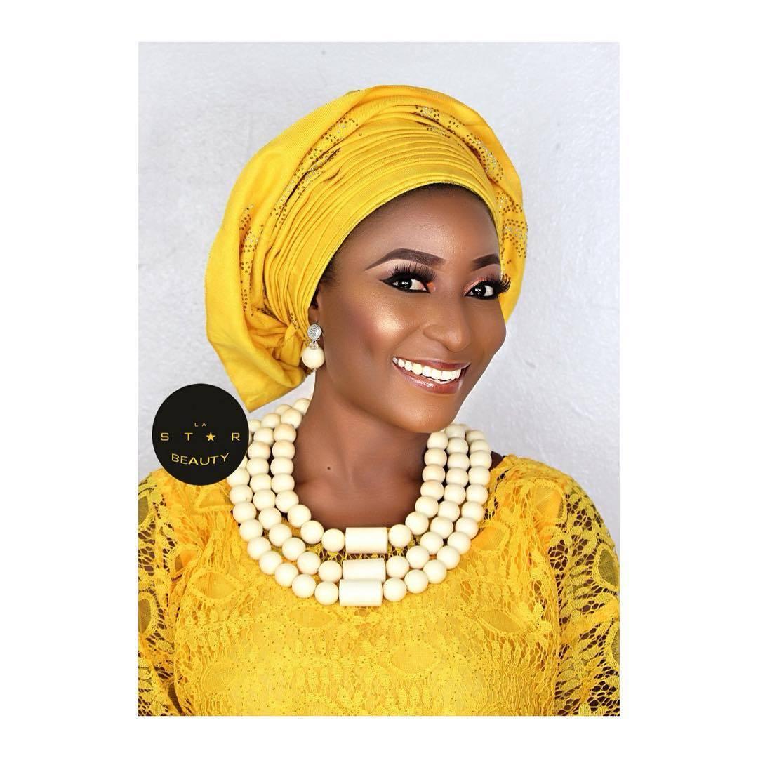 Yoruba Bridal Inspiration