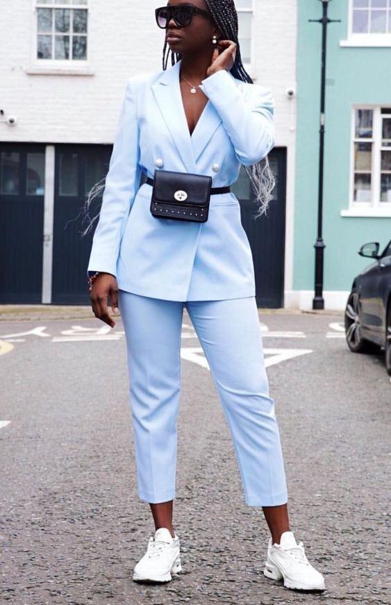 Blue women Coordinates & Matching Sets