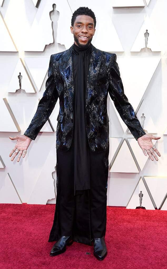 Black Panther Cast Oscars