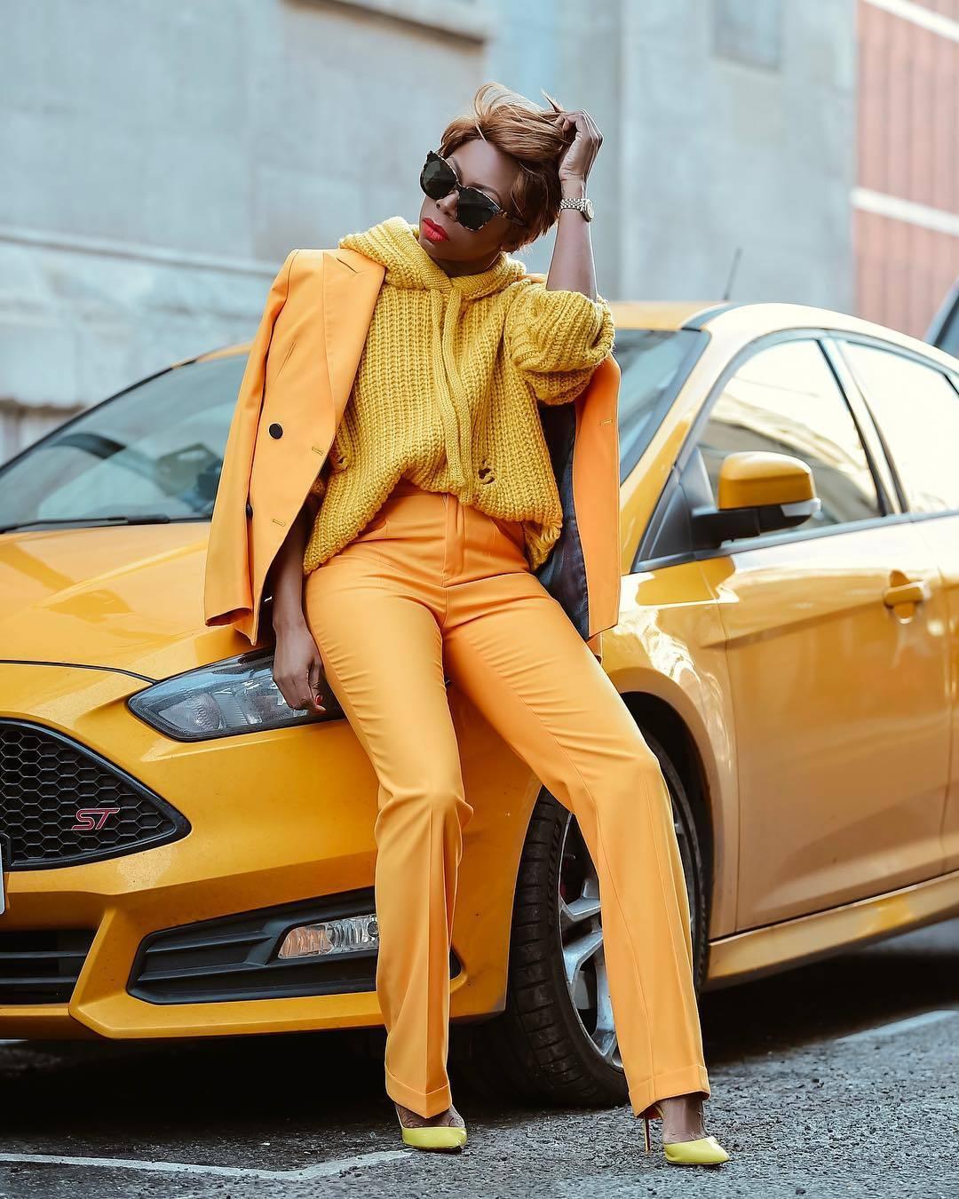 London based Nigerian Fashion Blogger