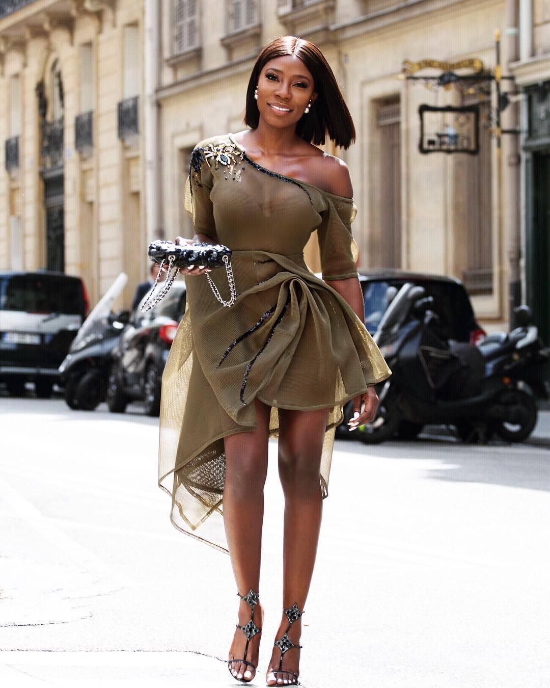Nigerian Fashion Designer Ogugua Okonkwo and Creative Director