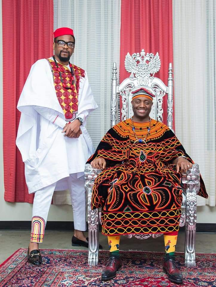 Cameroon Traditional Wedding Toghu traditional mens clothing