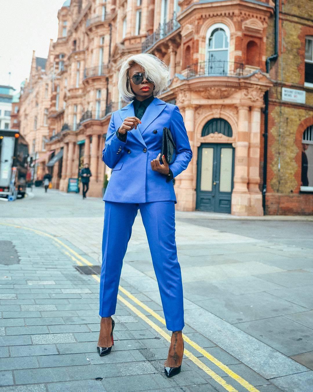 Nigerian Fashion Blogger The Kemist