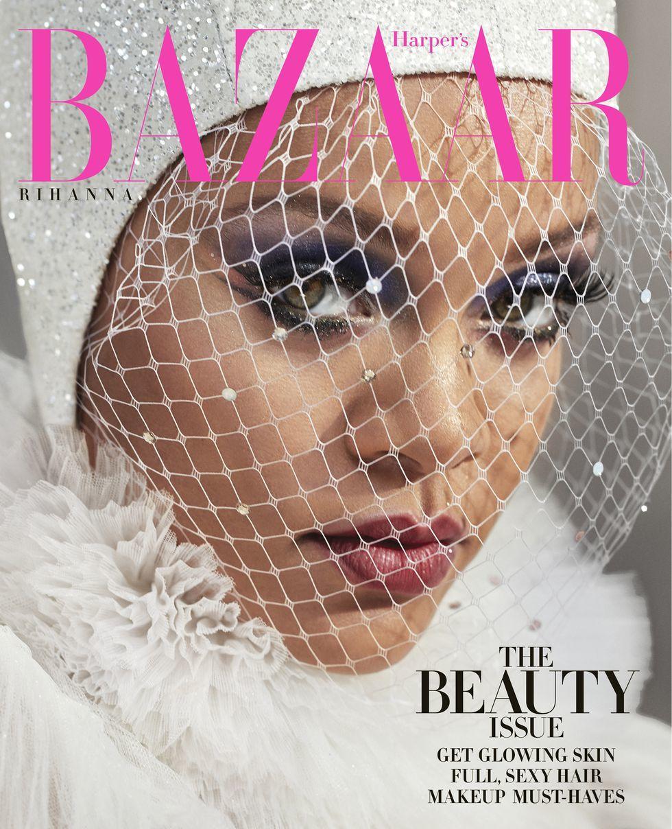 Singer Riri Covers Harper's Bazaar May 2019 Issue