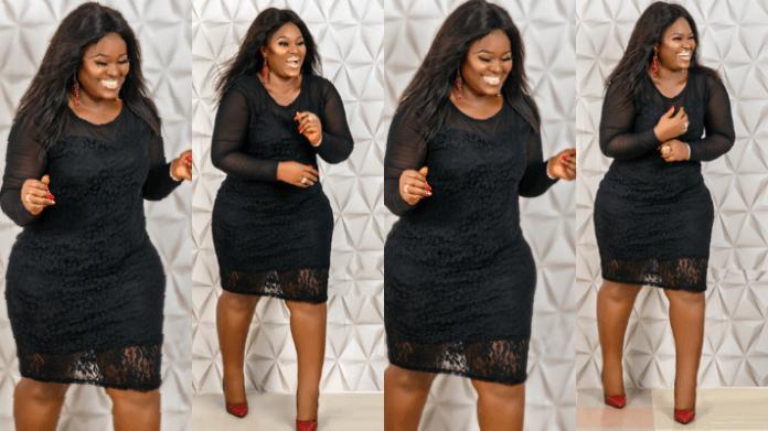 Cameroonian Celebrity makeup artist Vicky-Corine Sone Ndome