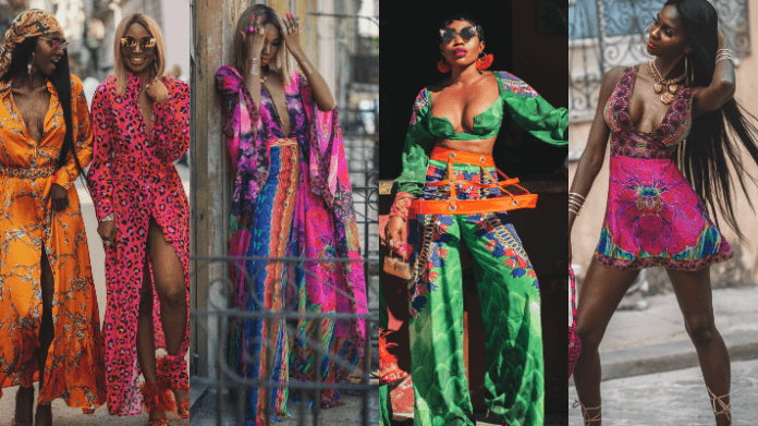 Sai Sankoh Drops 'Lusting Havana' Resort 2019 Collection