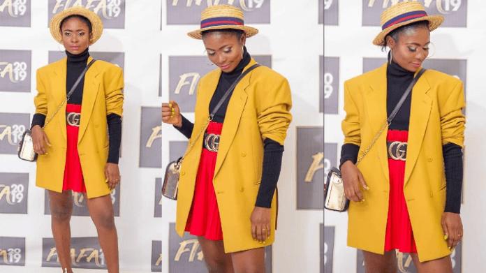 FIAFA 2019 Urban Street Style By Cameroonian blogger