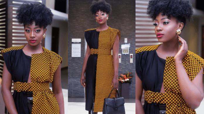 Africk Fashion Trend Sleeveless Kente Coat