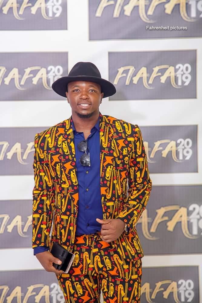 FIAFA Runway 2019 African Print Clothing