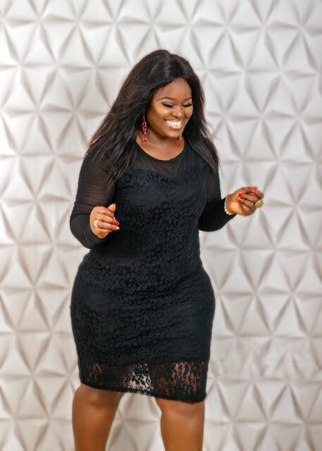 Cameroonian beautician Vicky-Corine Sone Ndome