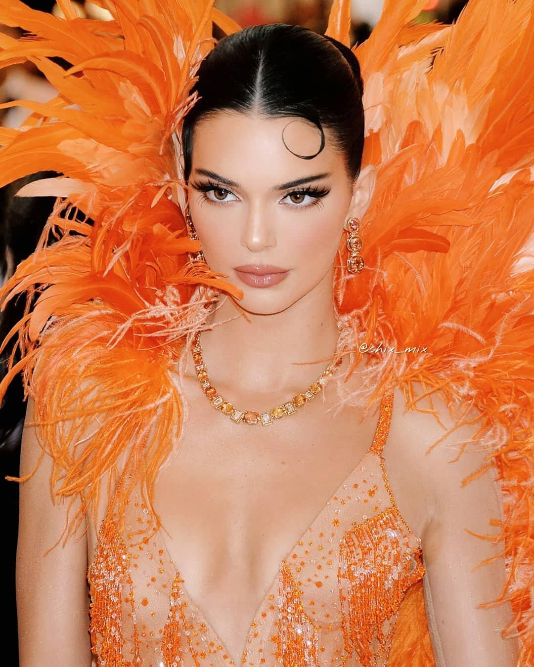 Victoria Secret model Kendall Jenner