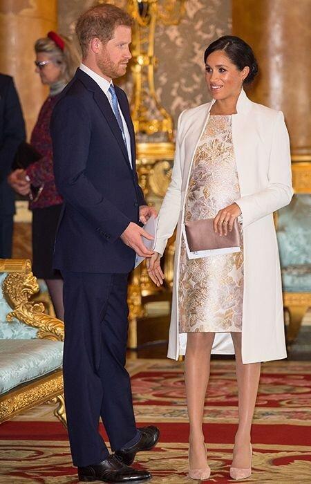 Royal Baby boy Prince Harry and Meghan Markle