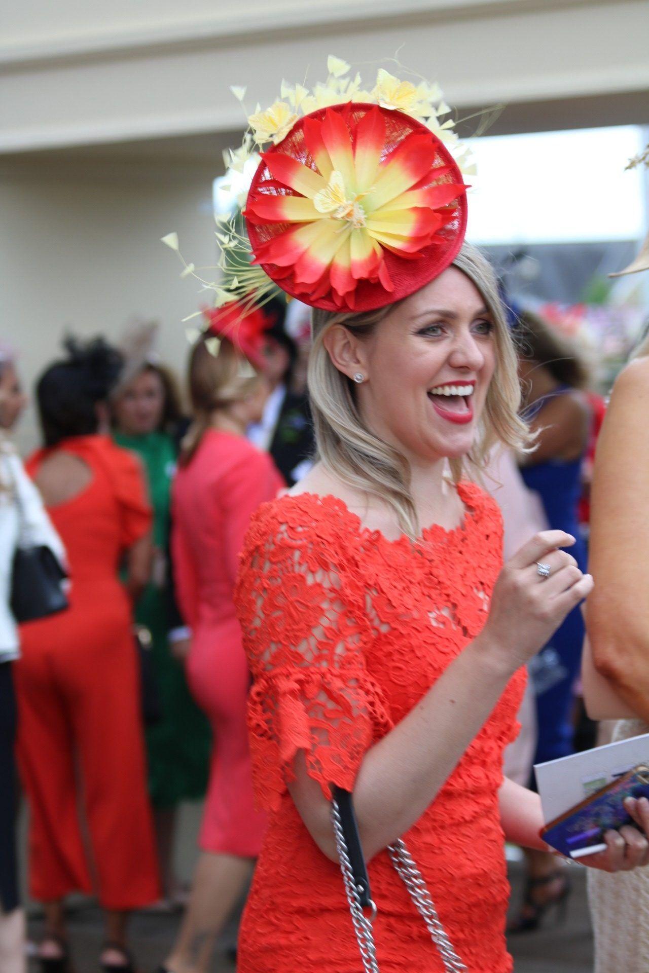 Ladies Day Statement Hats and Fascinators