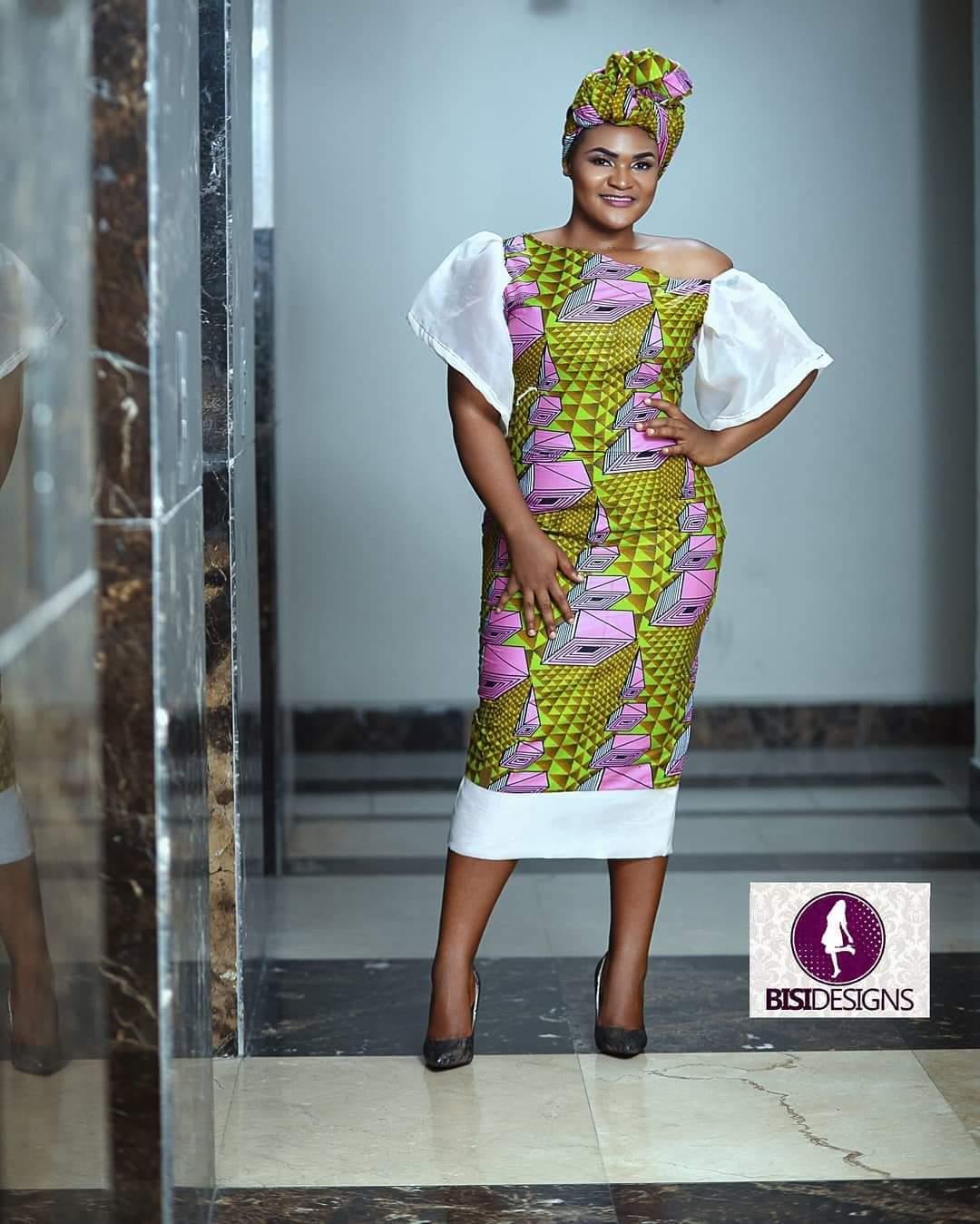 BISI COURAGE NGWA 2019 look book