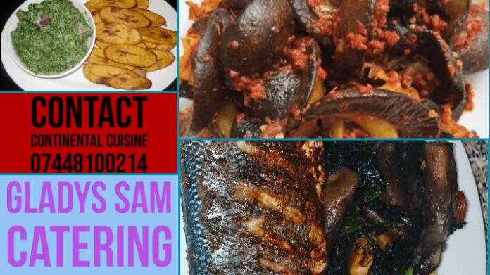 Freelance African Cuisine London