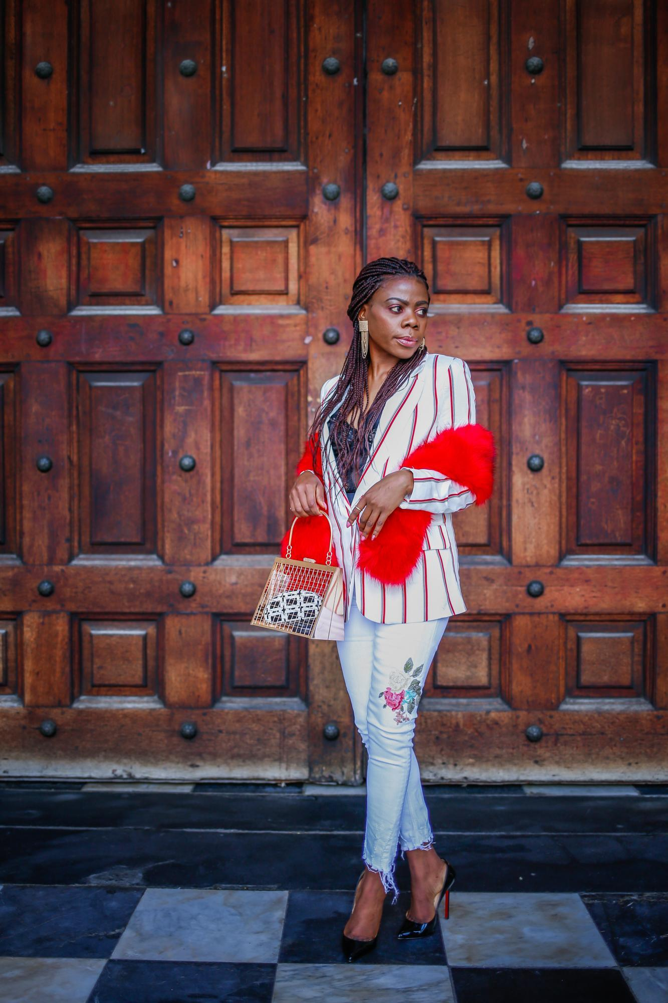 Hilda Ngelo Best Cameroonian Fashion Blogger