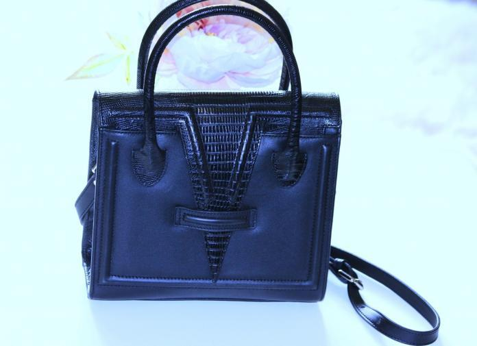 Amal Fashanu handbags
