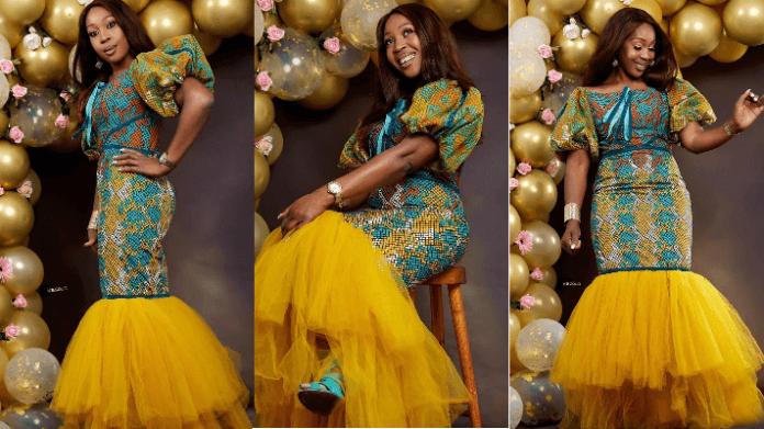 Nigerian fashion designer Chinelo Obi-Nwogu