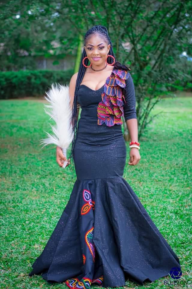 Cameroon Toghu Print Clothing