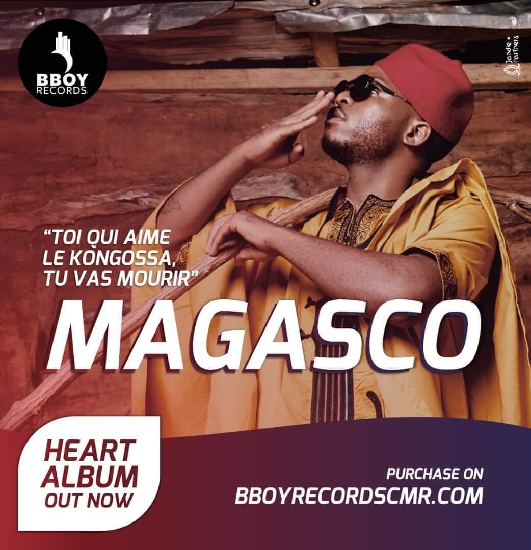 Magasco Bamenda Boy