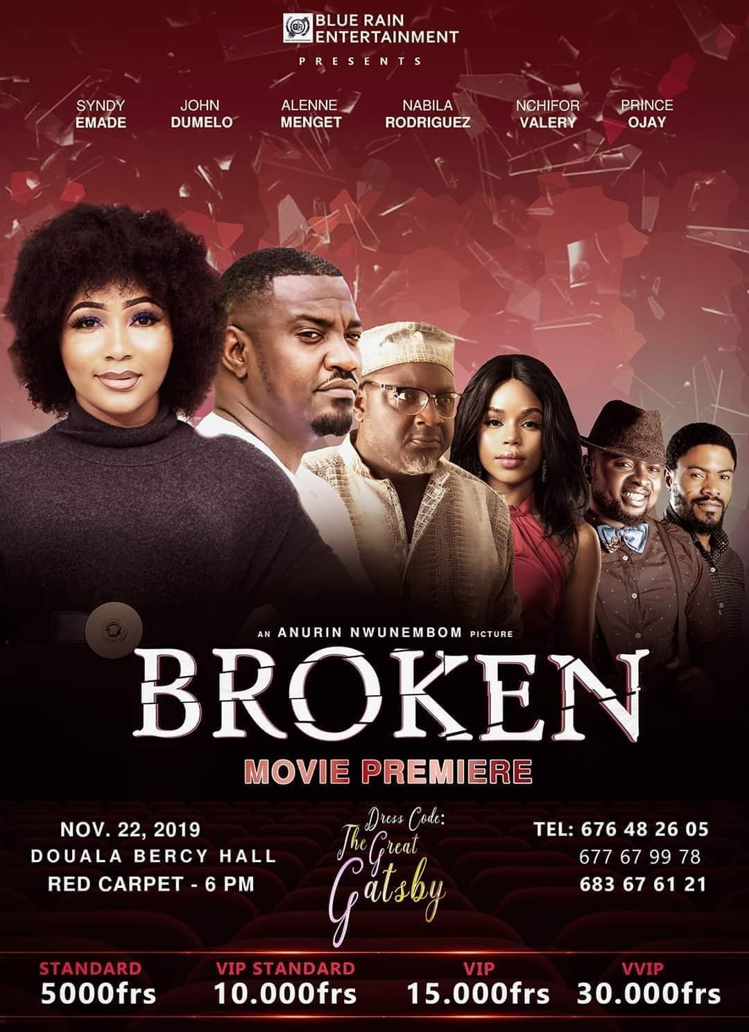 Broken Movie Premiere
