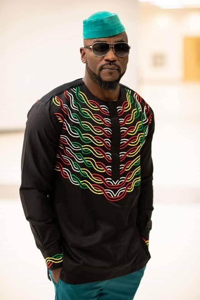 Creative Director AfricStyle Fashion