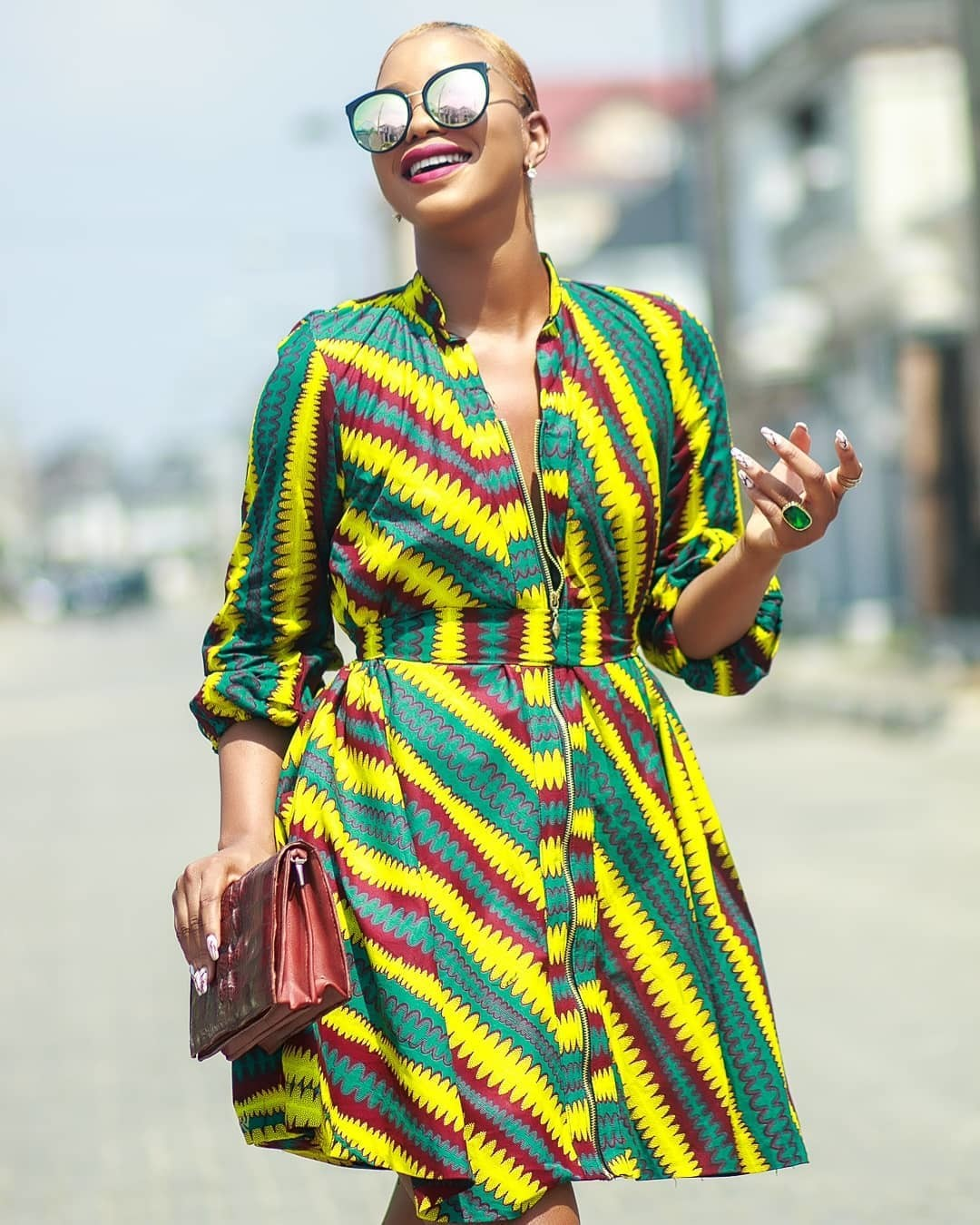 Angel Obasi of Style Connaisseur
