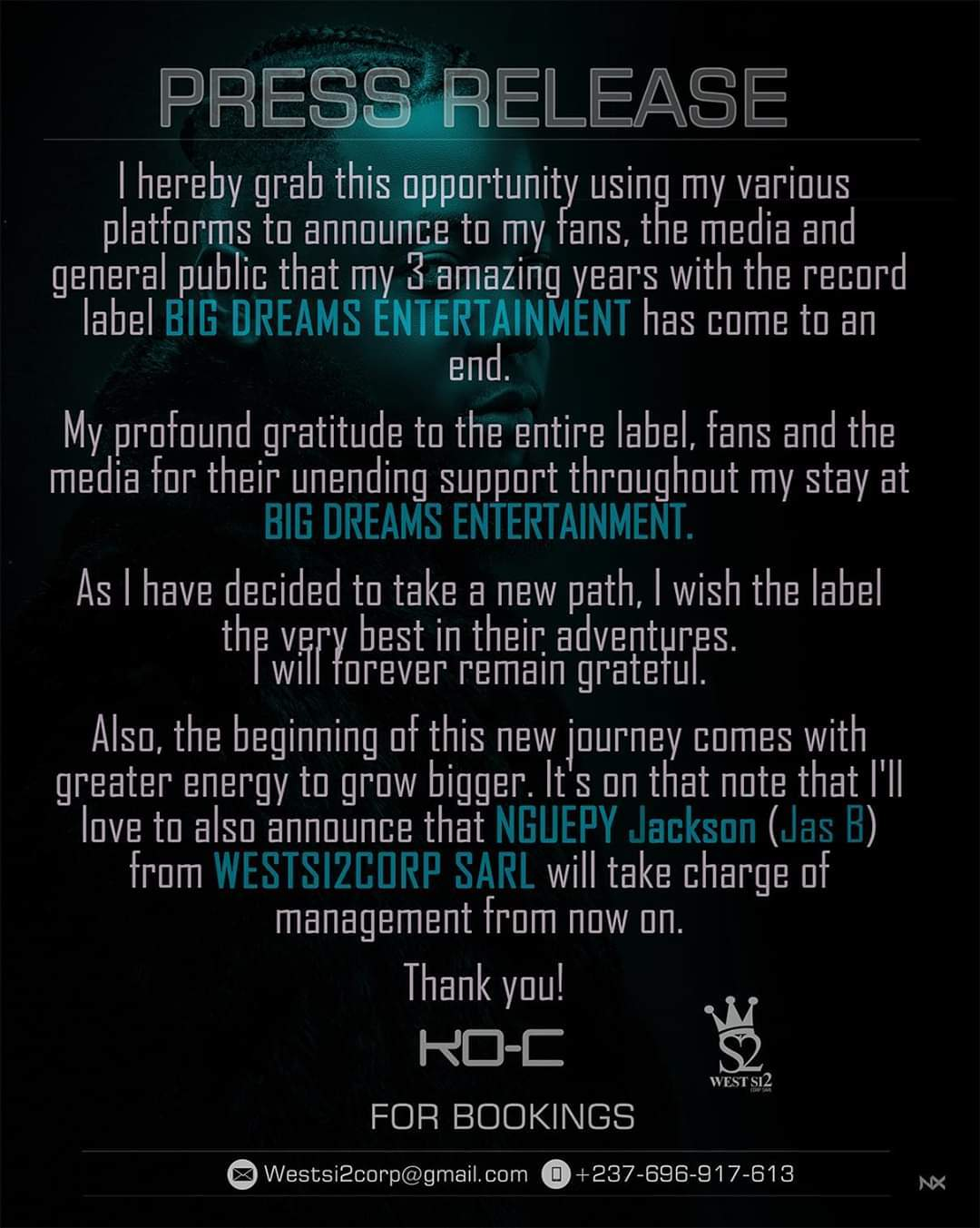 Big Dreams Entertainment