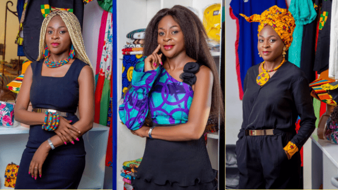 African Clothing boutique Cameroon