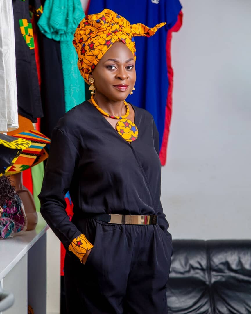Amore's Ankara: African Clothing boutique Cameroon