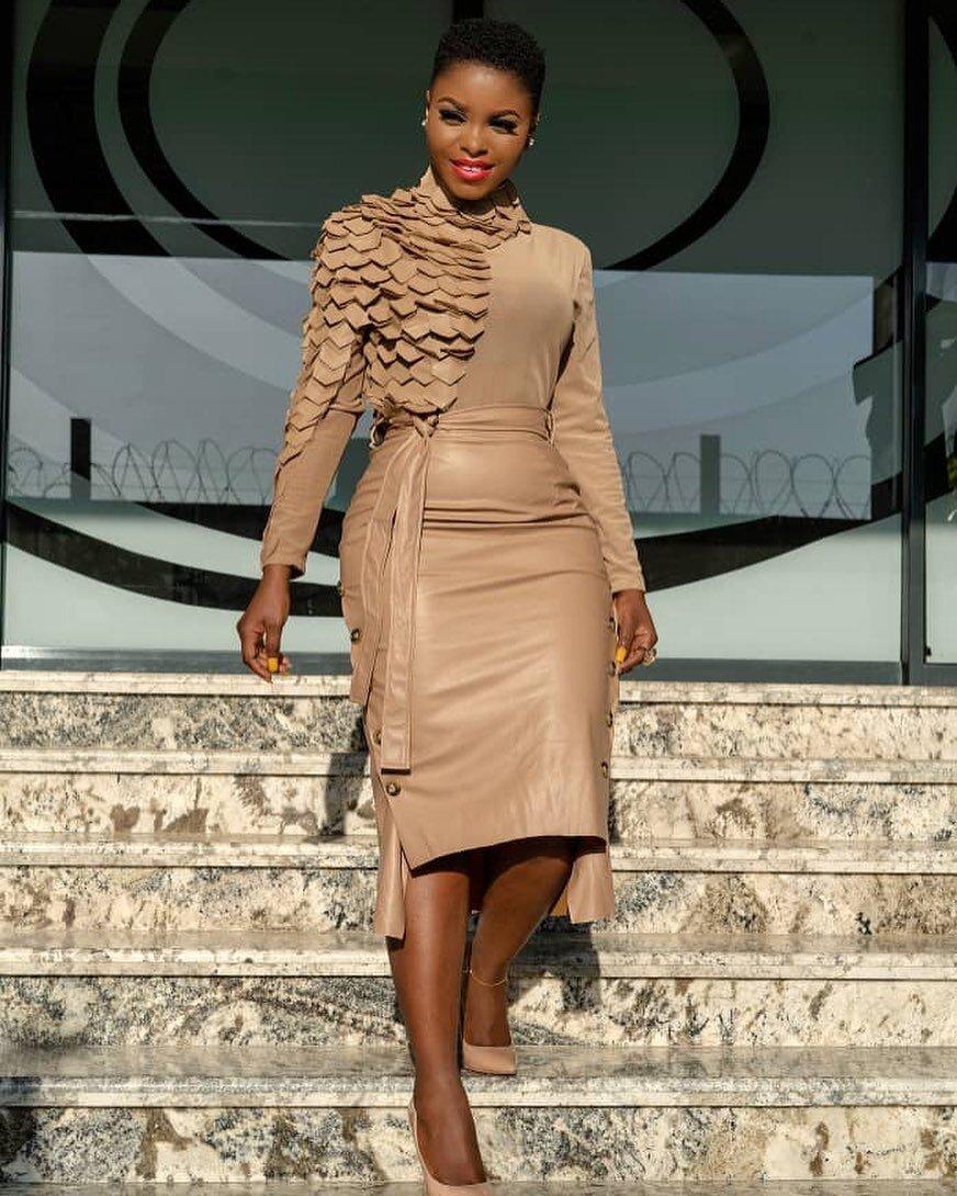 Cameroonian Singer Daphne Njie