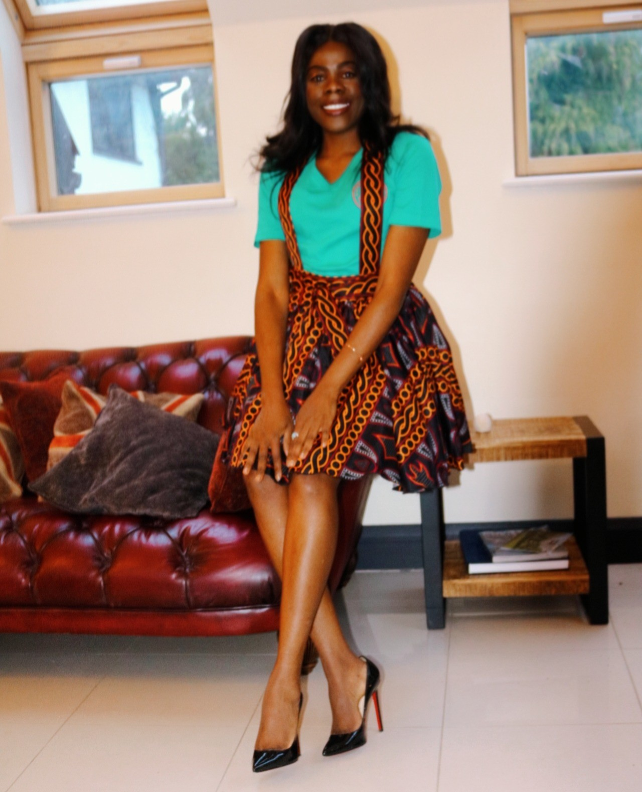 Top Cameroon Fashion Blogger