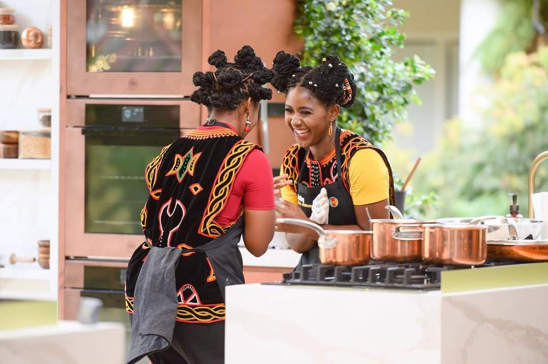 Famous Cameroon Chefs